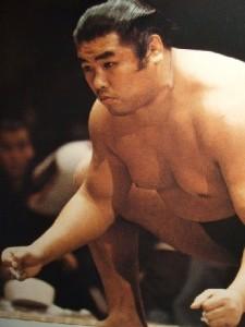 El Ozeki Kaiketsu durante su época en activo (Foto: Sumo Reference)