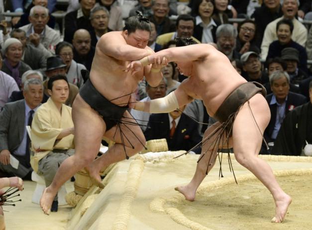 El Ozeki Goeido buscará mañana tener la opción de resarcirse de su derrota ante Hakuho en la jornada 12