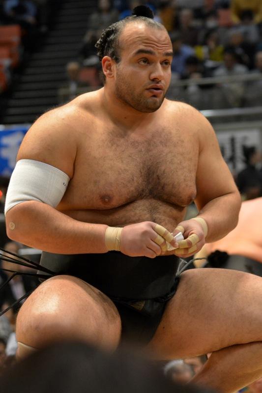 El egipcio Osunaarashi se ha convertido en el nuevo campeón de la categoría de Juryo