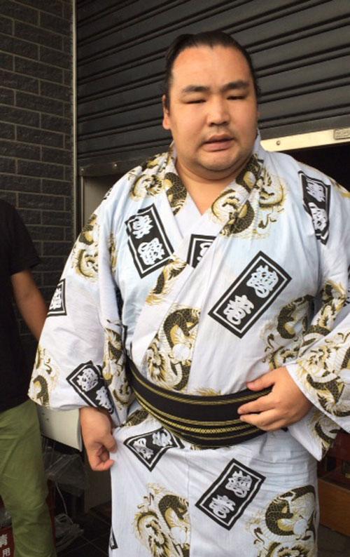El Yokozuna Kakuryu abandonó hoy el torneo de Nagoya (Foto: Sumoforum.net)