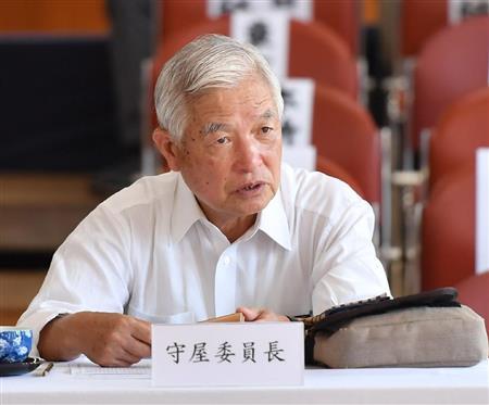 El Presidente del YDC se mostró muy crítico con la actitud de algunos luchadores en el Soken (Foto: Sumoforum.net)