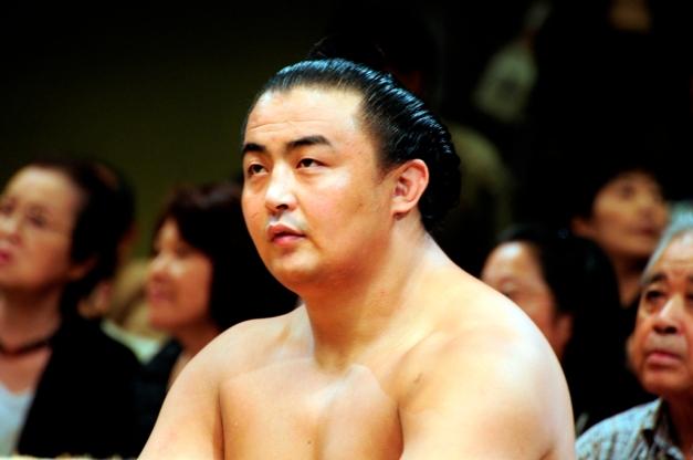 El luchador chino Sokokurai se mantiene invicto tras cinco días de competición (Foto: Martina Lunau)