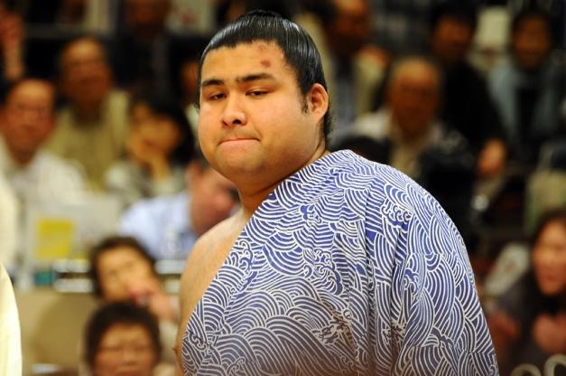 El Sekiwake Takayasu aún aspira a la promoción al grado de Ozeki (Foto: Martina Lunau)