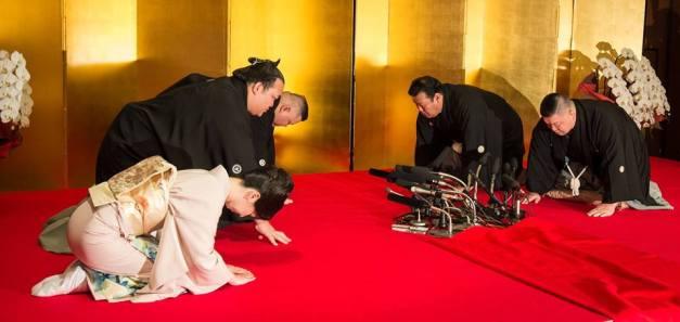 Kisenosato ya es el 72º Yokozuna de la historia (Foto: John Gunning)