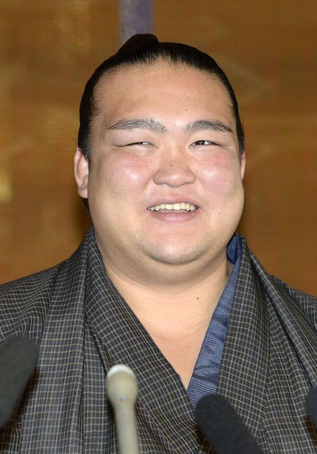 El Ozeki Kisenosato es, de nuevo, el líder en solitario de este Hatsu Basho (Foto: The Japan Times)