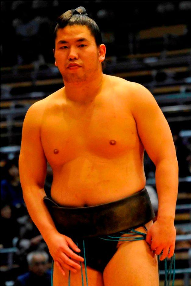 El japonés Kitaharima volverá a Juryo en el próximo Haru Basho (Foto: Martina Lunau)
