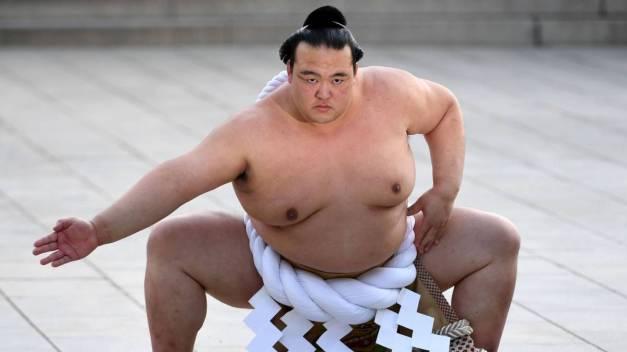 El Yokozuna Kisenosato será la gran estrella del Haru Basho